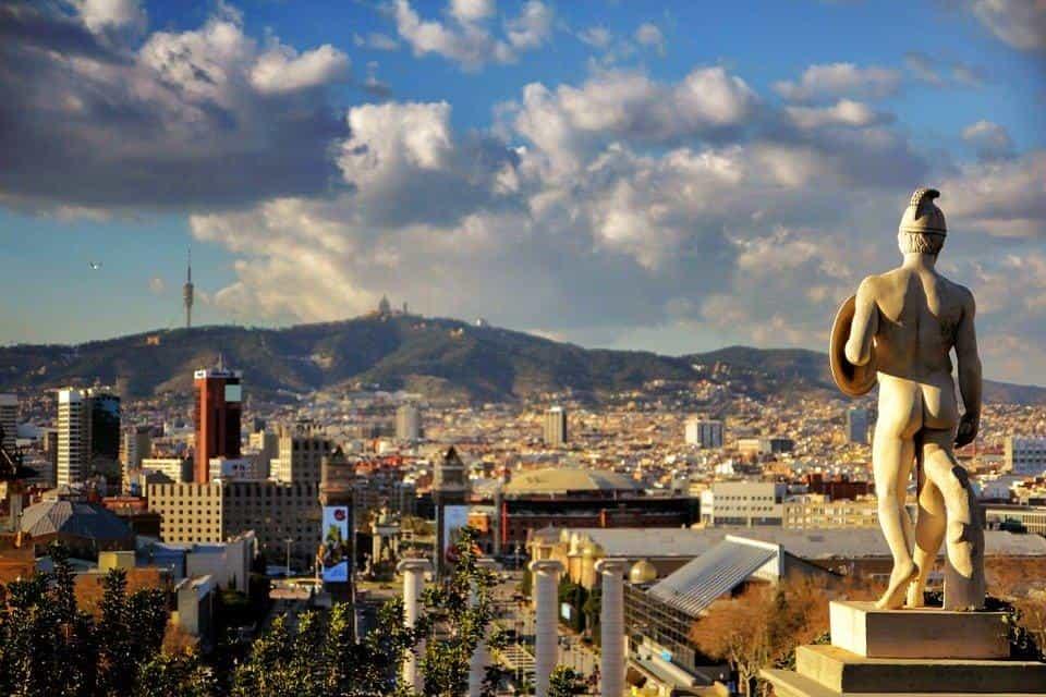 полети до барселона - Евтини полети до Барселона