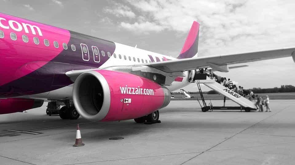 wizzair - Wizzair самолетни билети