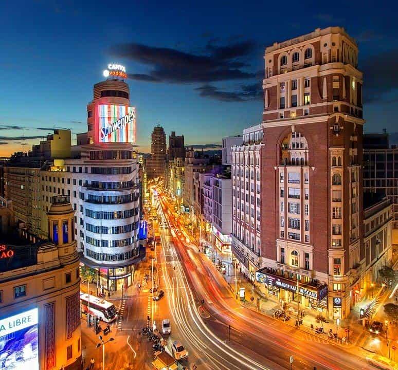 полети до мадрид 1 - Евтини полети до Мадрид