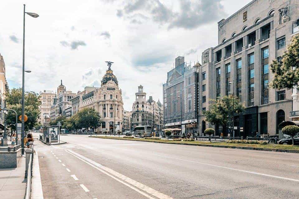полети до мадрид - Евтини полети до Мадрид