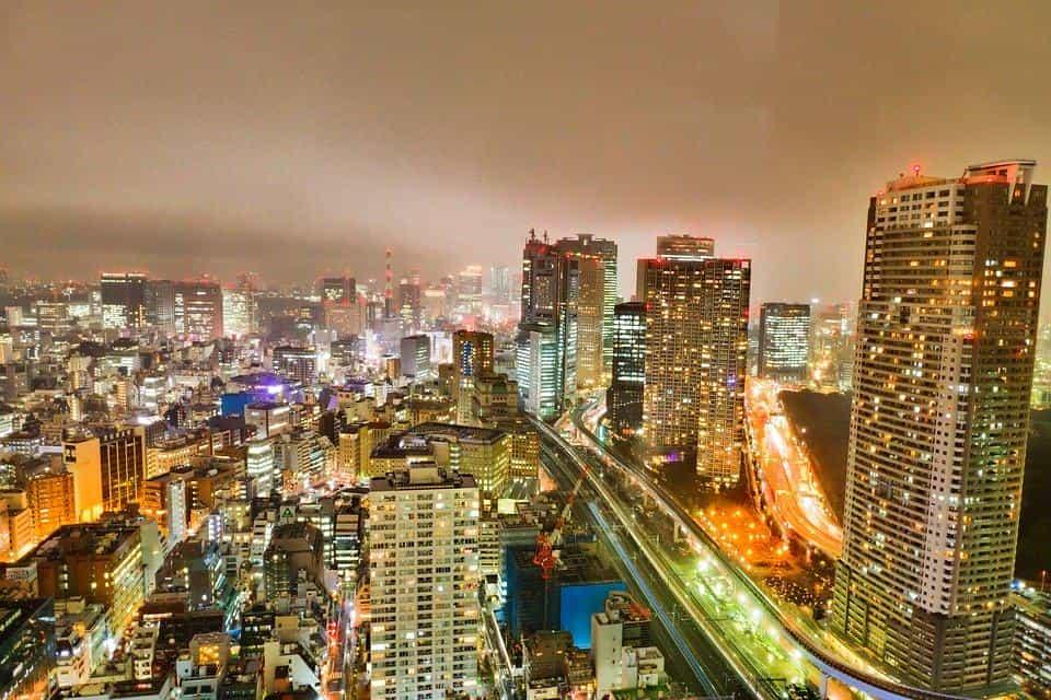 полети до токио 1 - Евтини полети до Токио