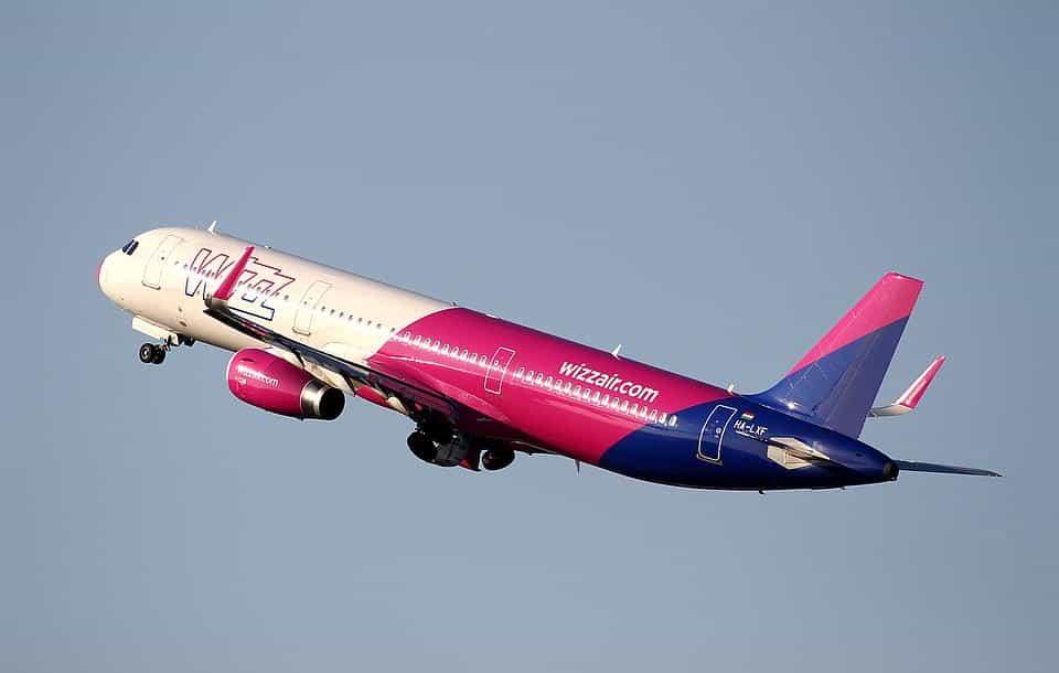 самолетни билети на wizz air 1 - Евтини самолетни билети на wizz air