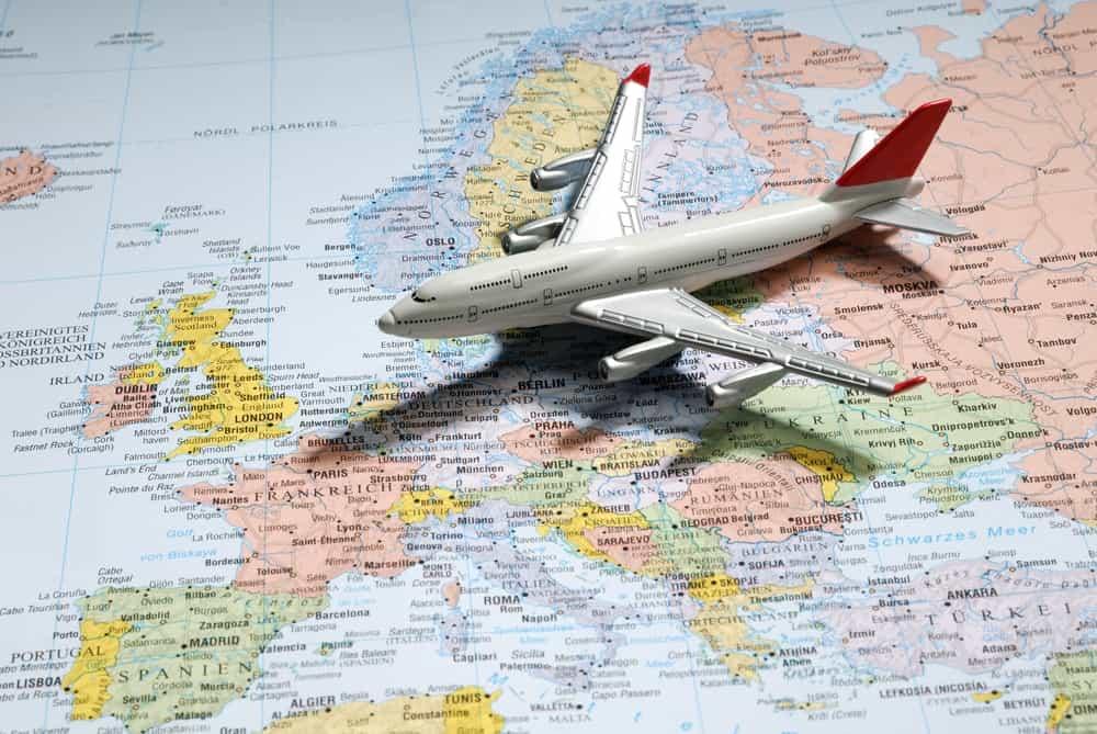 на самолетни билети - Търсене на самолетни билети